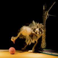 Taller profesional: manipulación títeres varilla @ Parc d'Atraccions Tibidabo (Marionetarium) | Barcelona | Catalunya | España